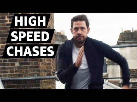 Tom Clancy's Jack Ryan - Best Chase Scenes | Amazon Prime Video