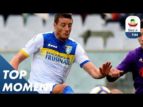 Ciofani late goal sinks Fiorentina! | Fiorentina 0-1 Frosinone | Top Moment | Serie A - Thời lượng: 107 giây.