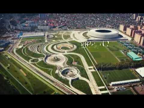 ВКраснодаре создан уникальный парк