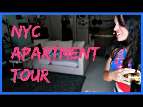 Nyc Apartment Tour - Brooklyn Studio (the Nyc Couple)
