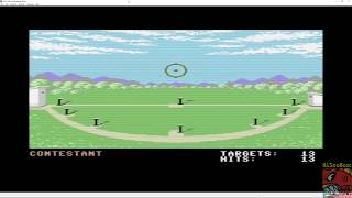 Summer Games: Skeet Shooting (Commodore 64 Emulated) by ILLSeaBass