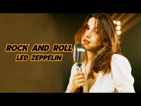 "Led Zeppelin  ""Rock & Roll"" Cover by Andrei Cerbu"