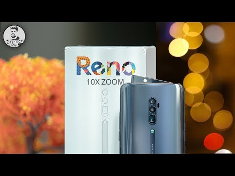 Unboxing the OPPO Reno 10X Zoom w/ 60x Digital Zoom & Insane Triple Cameras!