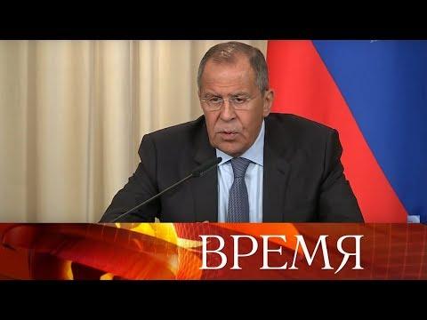 Россия надеется что Запад не воспрепятствует операции против «ан-Нусры» в Идлибе - DomaVideo.Ru