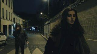 En 3 minutos: cómo se siente una chica al caminar por la calle por la noche