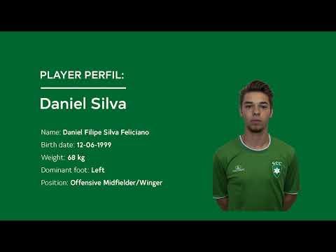 Daniel Silva - Goals and Skills 2019/2020