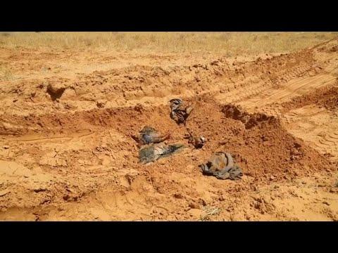 «Φρίκη» ΟΗΕ για μαζικούς τάφους στη Λιβύη
