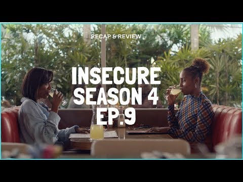 "Insecure Season 4 Episode 9: Molly...We're All Tired Of You Sis | ""Lowkey Trying"""