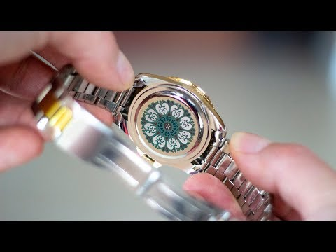 <h3>Watch Back Decorative Color Marking | Customizing A Watch</h3>Color Laser Marking Stainless Steel made easy using our FiberStar series laser engraving systems! In this video we demonstrate the process of multi-color annealing stainless steel gun slides using our LaserStar FiberCube Laser Marking System and proprietary StarFX software.<br /><div>&nbsp;</div>