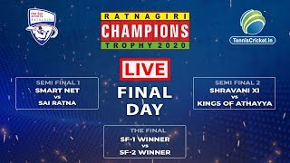 Video Ratnagiri Champions Trophy 2020 | Final Day | Live on Tenniscricket.in download in MP3, 3GP, MP4, WEBM, AVI, FLV January 2017