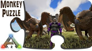 "Earlier today I showed you the new Griffin on Ragnarok, but it was sadly not ride-able. They just released a patch that solved that. So let's fly around and test them out.IronMine on Ragnarok:►Aaron BoringLPhttps://www.youtube.com/user/boringlp►MonkeyPuzzlehttps://www.youtube.com/Monkeypuzzle►Arahli The Geekhttps://www.youtube.com/ArahliTheGeek►UniteTheClanshttps://www.youtube.com/UniteTheClans►Jules's Havenhttps://www.youtube.com/channel/UCRJqJyrnOwvxYDYVDq0aAuw►PhasedFoxhttps://www.youtube.com/channel/UCnHvwVNFrEFIp4c4uTwhJRA►MonkeyManhttps://www.youtube.com/channel/UCiGj7-z7zUTwiErpqUL4AiA►Witmanhttps://www.youtube.com/channel/UCvIvCVDfvxE22qid_xOqEVw~~Let's do a let's play where I mount a primarily ground-based exploration of the awesome work in progress and recently officially sponsored Ragnarok modded map in game on BoringLP's server. My secondary goal is making quick little mini-forts to leave along the way.Ragnarok on the Steam Workshop: https://steamcommunity.com/sharedfiles/filedetails/?id=776464863Ragnarok Discord: https://discord.gg/6h4XNNRSupport the development: https://www.patreon.com/ARK_RagnarokOther mods:Structures Plushttp://steamcommunity.com/sharedfiles/filedetails/?id=731604991Extra ARKhttps://steamcommunity.com/sharedfiles/filedetails/?id=656525905Reusable Plushttps://steamcommunity.com/sharedfiles/filedetails/?id=693416678~~Want to support this channel?Liking, subscribing, commenting, and sharing are the easiest ways.You can also donate here: http://bit.ly/Monkeypuzzle_donateAll contributions will be used for hardware and software to improve the channel. ~~System Specs:Processor:   AMD Ryzen 7 1800X 8 Core 16 ThreadsCooling:  Noctua DH-15 Air CoolingMemory:  32GB G.Skill Flare X DDR4 2400MHzGraphics:  MSI Gaming X GeForce GTX 1080TiOperating System:  Windows 10 Pro 64-bitMotherboard:  ASUS Prime X370-ProStorage Drives:  250GB Samsung EVO PCIe NVMe M.2 SSD                              for Windows and recording/editing software                             500 GB Samsung Evo SSD for games                             500 GB Samsung Evo SSD for recording                             3x HDD 2, 3, & 6 TBMicrophone:  Shure SM7BMic Amplifier:  Cloudlifter CL-1Mic Interface:  Focusrite Scarlett 2i2Mouse:  Anker Wireless VerticalHeadset:  Samson SR850Monitors:  Dual 24""Case:   Nanoxia Deep Silence Mid TowerRecording Software:  OBS StudioEditing Software:  Vegas Pro 13"