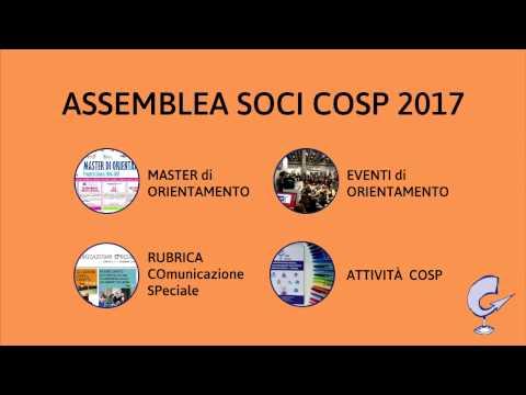 Assemblea Soci Cosp 2017