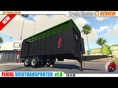 Fliegl Viehtransporter v1.0.0