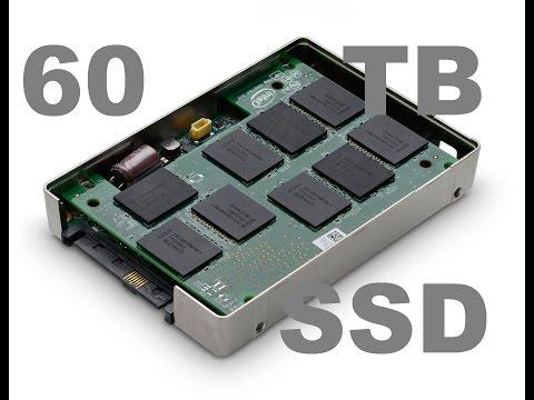 Seagate  60 TERABYTE SSD ( World's Largest Single Unit Storage )
