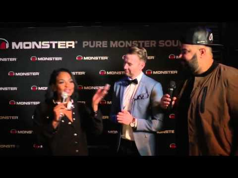 I Caught Up With Christina Milian at CES 2016