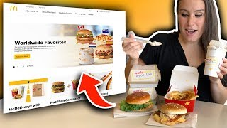 Video Ordering EVERYTHING PROMOTED on the Mcdonalds Website!! Feat.  The Worldwide Menu MP3, 3GP, MP4, WEBM, AVI, FLV Juli 2019