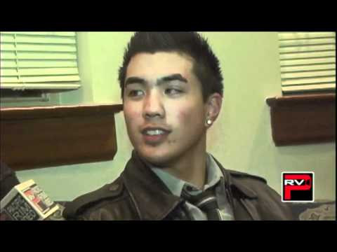 Joseph Vincent talks about his song set for B Here