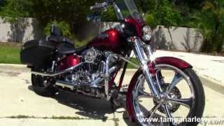 4. 2012 Harley-Davidson FLSTSE3 CVO Softail Convertible - Used Motorcycles for Sale