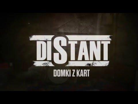 DISTANT - Domki z kart