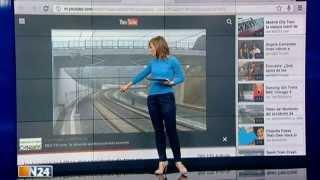 spanien Zugunglück In Spanien - Ein Facebook-Eintrag Des Lokführers Wirft Fragen Auf.