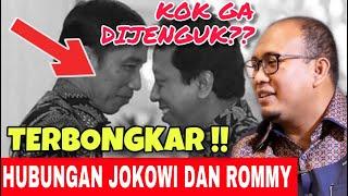 Download Video HEB0OHH...! Sepah Dibuang? Andre Rosiade BLAK-BLAKAN Bongkar Hubungan Rommy dan Jokowi MP3 3GP MP4