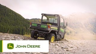 7. John Deere - Gator - offrod
