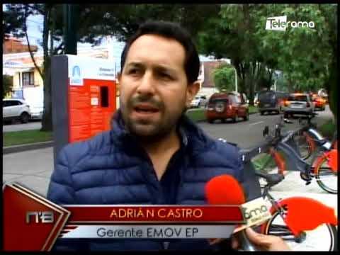 1er. Sistema de Bici Pública Nacional que posee estaciones automáticas - Cuenca