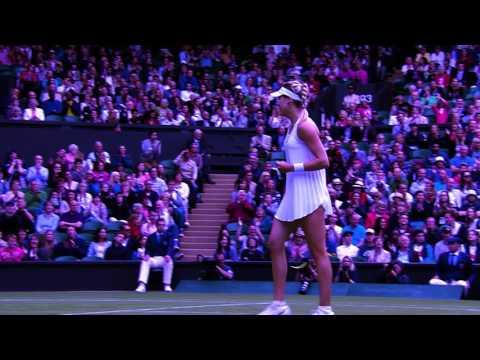 Wimbledon:  The Best of Week 1
