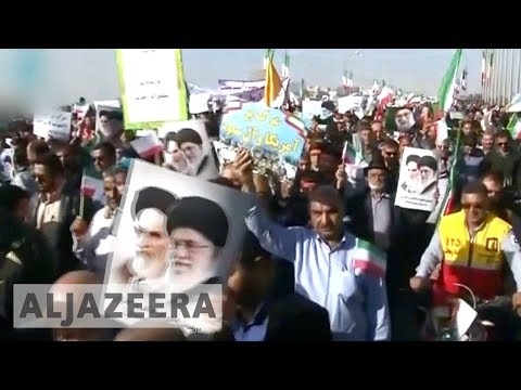 Iran protests: Head of army declares end of unrest