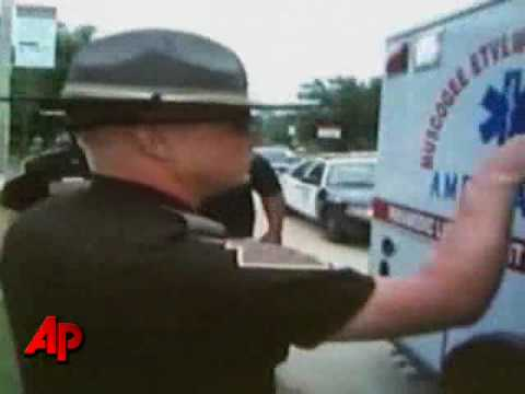 Trooper Caught Fighting With Paramedic Suspended