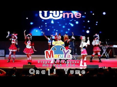 Maruya #14 Stage Performance – Onaji Yume
