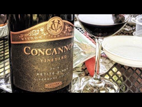 Concannon Vineyard in Livermore, California