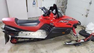2. 2003 Yamaha RX1 Genesis Extream 1000cc 4cyl