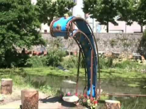 Guët, sculpteur poético-ludique aux énergies douces