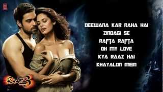 Raaz 3 Full Songs Jukebox | Emraan Hashmi, Esha Gupta, Bipasha Basu