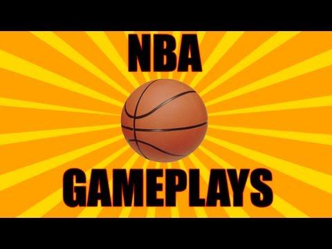 Fastest 3 on 3 in NBA 2K11 [ HD ]