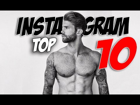 Video INSTAGRAM TOP 10 MALE MODELS download in MP3, 3GP, MP4, WEBM, AVI, FLV January 2017