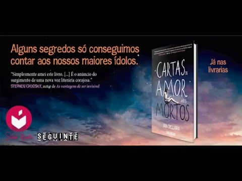 Book Trailer - Cartas de Amor aos Mortos