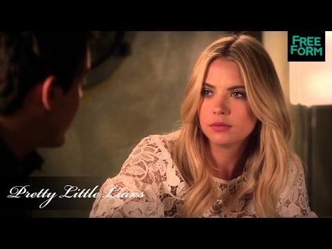 Pretty Little Liars | Season 6, Episode 16 Clip: Caleb & Hanna  | Freeform