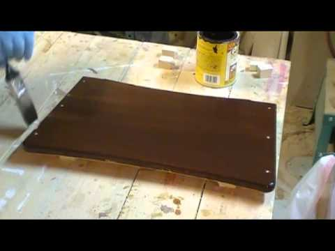 Faux painting on MDF(1)