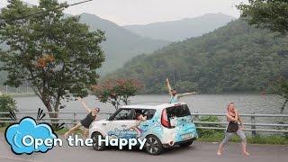 Gapyeong-gun South Korea  city photos : Driving Through Korea