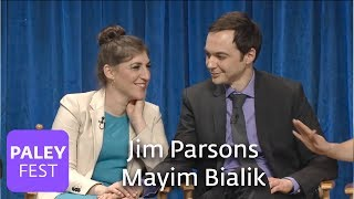 Video The Big Bang Theory - Jim Parsons and Mayim Bialik on Amy and Sheldon MP3, 3GP, MP4, WEBM, AVI, FLV Desember 2018