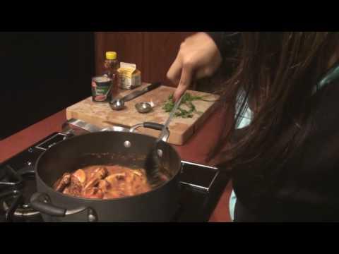 Sammy's Kitchen - webisode 01 - Butter Chicken - Part 2