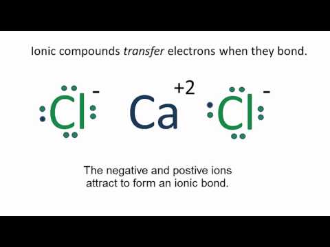 CaCl2 Lewis Structure: How to draw the Lewis Dot Structure for Calcium Chloride