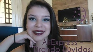 Comprando no AliExpress - parte 1