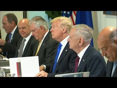 Τραμπ:«Οι Γερμανοί είναι πολύ κακοί»