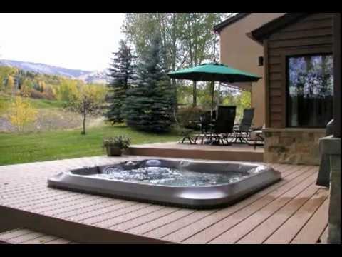 Hacer jacuzzi jardin videos videos relacionados con for Construir jacuzzi exterior