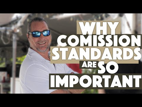 WHY IS SETTING A COMMISSION STANDARD IMPORTANT - TIPS FOR REAL ESTATE AGENT COMMISSION
