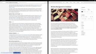 Desktop Neo – Redesign d'un système d'exploitation