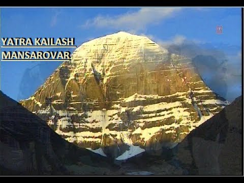 P Kailash - Yatra Kailash Mansarover (This snowclade peak of kailash is known as Himratna.). The peak of Kailash is the most beautiful among all other peaks.) Label: T-S...